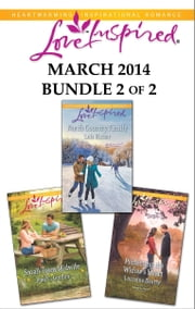 Love Inspired March 2014 - Bundle 2 of 2 - North Country Family\Small-Town Midwife\Protecting the Widow's Heart ebook by Lois Richer,Jean C. Gordon,Lorraine Beatty