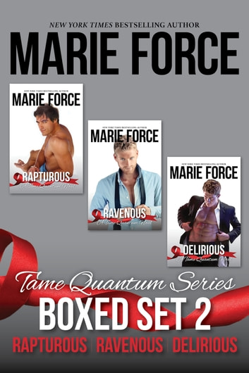 Tame Quantum Boxed Set 2, Books 4-6 ebook by Marie Force