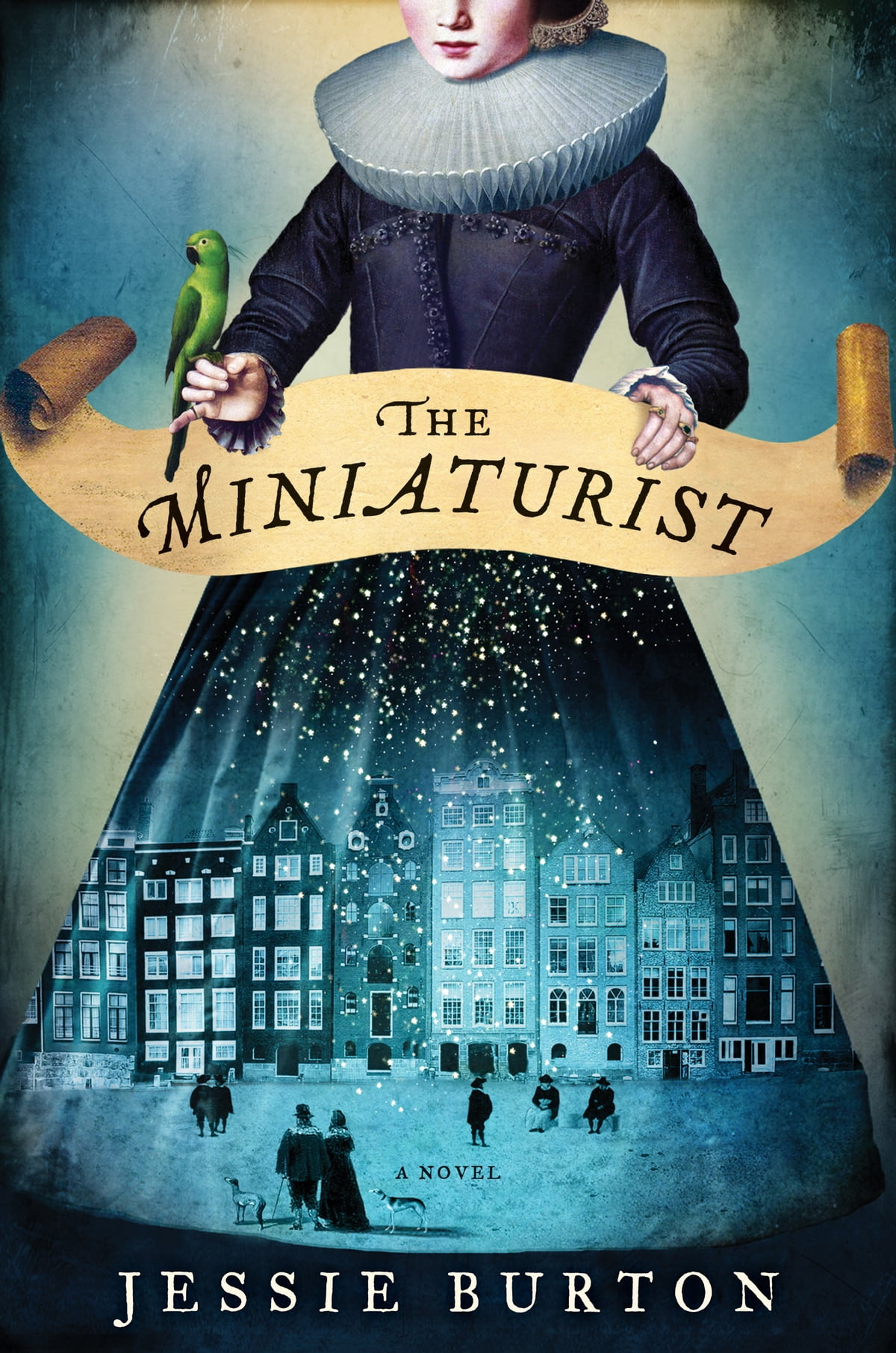 The Miniaturist  A Novel Ebook By Jessie Burton