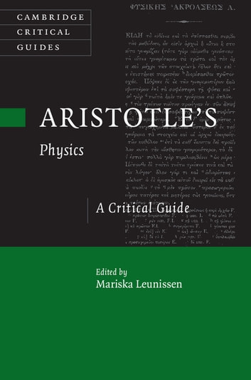 aristotle as a critic One could represent the entirety of modal and propositional logics as a kind of criticism of aristotle's syllogistic logic, i suppose, which reigned virtually unopposed for.
