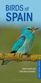 Birds of Spain ebook by James Lowen, Carlos Bocos Gonzalez