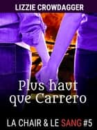 Plus haut que Carrero - Fantasy urbaine lesbienne ebook by Lizzie Crowdagger