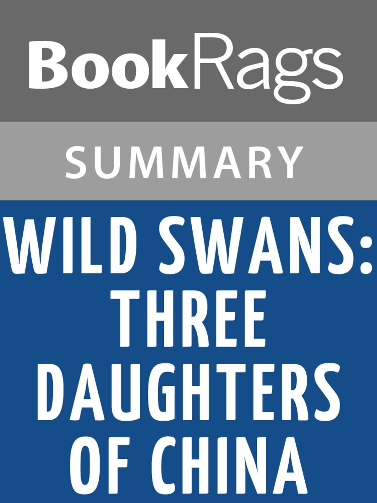 Wild Swans Three Daughters Of China Epub