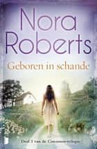 Geboren in schande ebook by Nora Roberts