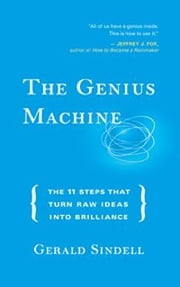 The Genius Machine ebook by Gerald Sindell