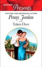 Taken Over ebook by Penny Jordan