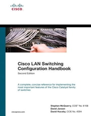 Cisco LAN Switching Configuration Handbook ebook by McQuerry, Stephen