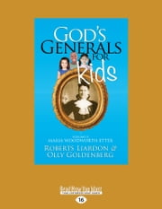 God's Generals For Kids/Maria Woodworth-Etter - Volume 4 ebook by Roberts Liardon,Olly Goldenberg