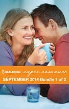 Harlequin Superromance September 2014 - Bundle 1 of 2 ebook by Janice Kay Johnson,Joanne Rock,Tara Taylor Quinn