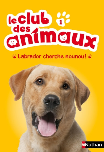 Labrador cherche Nounou ! ebook by Christelle Chatel