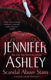 Scandal Above Stairs ebook by Jennifer Ashley