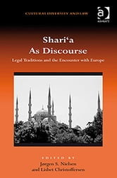 Shari'a As Discourse - Legal Traditions and the Encounter with Europe ebook by Dr Prakash Shah
