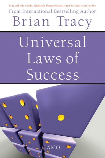 Universal Laws of Success ebook by Brian Tracy