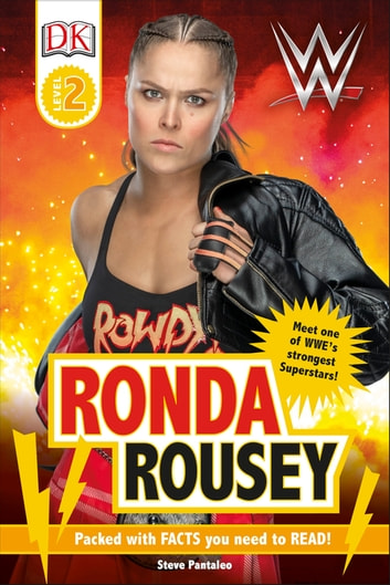 WWE Ronda Rousey ebook by Steve Pantaleo