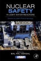 Nuclear Safety in Light Water Reactors ebook by Bal Raj Sehgal,SARNET