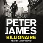 Billionaire audiobook by Peter James
