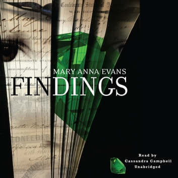 Findings audiobook by Mary Anna Evans,Poisoned Pen Press