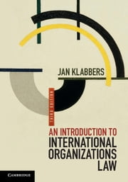 An Introduction to International Organizations Law 電子書 by Jan Klabbers