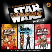 Star Wars Join the Resistance, Books 1-3 audiobook by Ben Acker, Ben Blacker