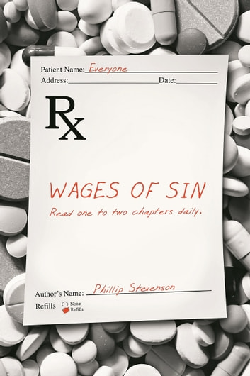 Wages of Sin ebook by Phillip Stevenson