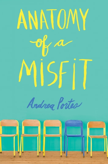 Anatomy of a Misfit ebook by Andrea Portes