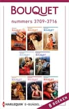 Bouquet e-bundel nummers 3709-3716 (8-in-1) ebook by Susanna Carr, Caitlin Crews, Michelle Smart,...