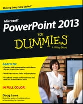 PowerPoint 2013 For Dummies ebook by Doug Lowe
