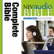 Dramatized Audio Bible - New International Version, NIV: Complete Bible audiobook by Zondervan