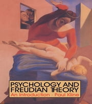 Psychology and Freudian Theory - An Introduction ebook by Paul Kline