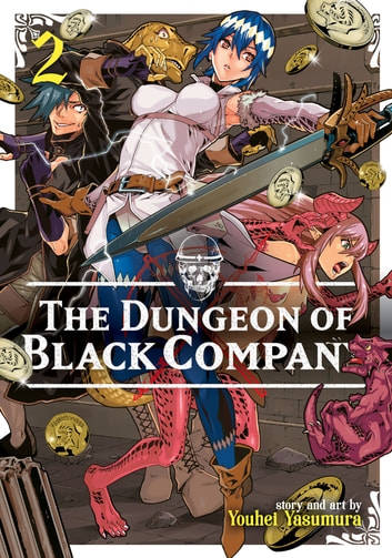 The Dungeon of Black Company Vol. 2 ebook by Youhei Yasumura
