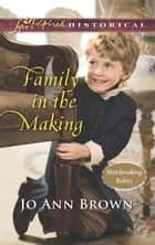 Family In The Making ebook by Jo Ann Brown