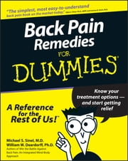 Back Pain Remedies For Dummies ebook by Michael S. Sinel, William W. Deardorff