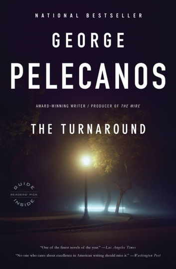 The Turnaround eBook by George P. Pelecanos