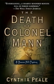 The Death of Colonel Mann ebook by Cynthia Peale