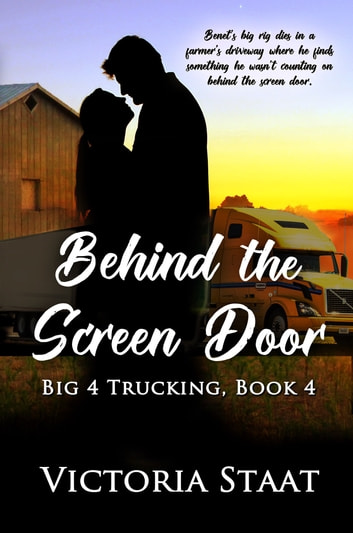 Behind the Screen Door ebook by Victoria Staat