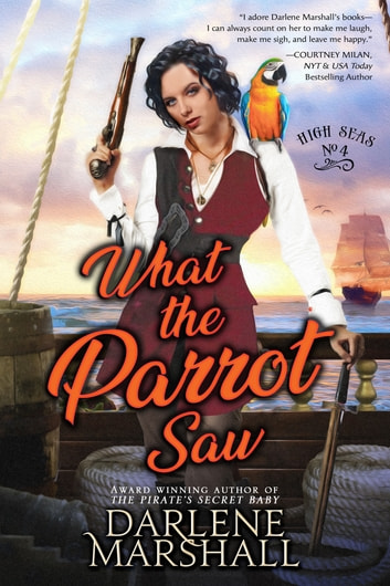 What the Parrot Saw ebook by Darlene Marshall