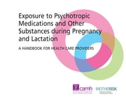 Exposure to Psychotropic Medications and Other Substances during Pregnancy and Lactation - Handbook for Heath Care Providers ebook by CAMH,Motherrisk