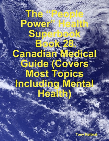 The People Power Health Superbook Book 28 Canadian Medical Guide
