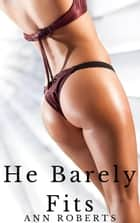 He Barely Fits ebook by Ann Roberts