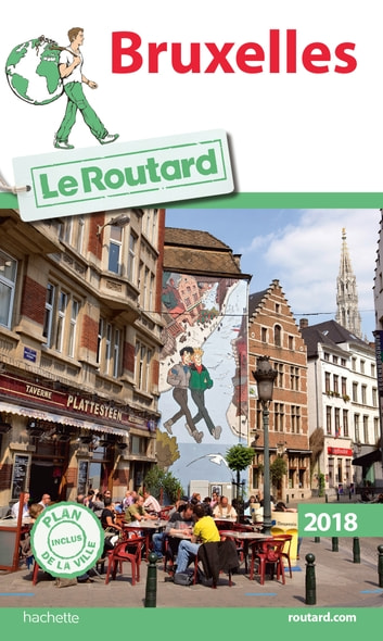 Guide du Routard Bruxelles 2018 ebook by Collectif
