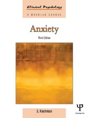 Anxiety ebook by Stanley J. Rachman