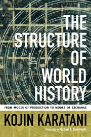 The Structure of World History - From Modes of Production to Modes of Exchange ebook by Kojin Karatani,Michael K. Bourdaghs