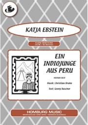 Ein Indiojunge aus Peru ebook by Christian Bruhn,Georg Buschor,Katja Ebstein