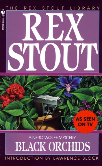 Black Orchids ebook by Rex Stout