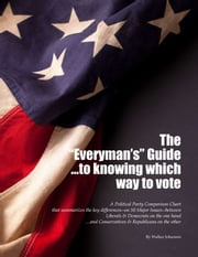 The Everyman's Guide to knowing which way to vote ebook by Walker Johanson