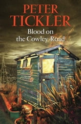 Blood on the Cowley Road ebook by Peter Tickler