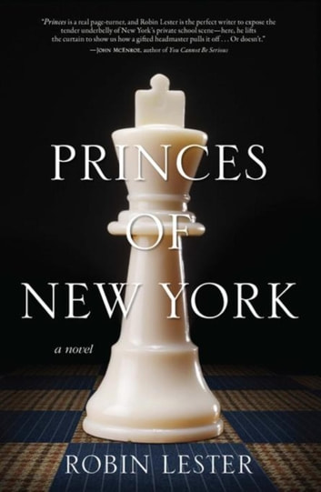 Princes of New York ebook by Robin Lester