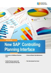 New SAP Controlling Planning Interface ebook by Martin Munzel