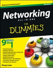 Networking All-in-One For Dummies ebook by Doug Lowe