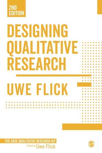 Designing Qualitative Research ebook by Dr. Uwe Flick